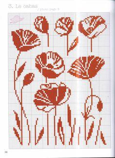 Discover thousands of images about İsim: Görüntüleme: 461 Büyüklük: KB (Kilobyte) Cross Stitch Rose, Cross Stitch Flowers, Cross Stitch Charts, Cross Stitch Designs, Cross Stitch Patterns, Cross Stitching, Cross Stitch Embroidery, Embroidery Patterns, Hand Embroidery