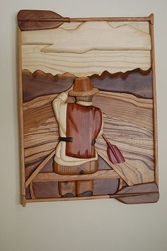 Ralph Torrence's Intarsia | Flickr - Photo Sharing!