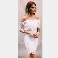 "Dresses Length: Above Knee Neckline: boat neck Sleeve Length: Sleeveless Pattern: solid color Material: Polyester Color: white Size: XS (US size) Bust: 31-33"", Waist: 23-25"", Hips: 33-35"" S (US size)"
