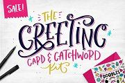 The Greeting Card & Catchword Kit - Illustrations - 1