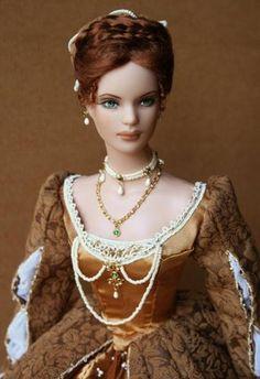 Elizabeth I. Doll