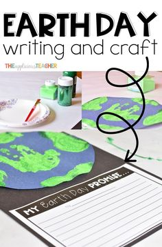 Earth Day Writing Cr