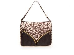 {leopard print canvas bag} add a bit of meow to an outfit!