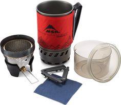 MSR Windburner stove. my sixth MSR stove.   backpacking gear ...