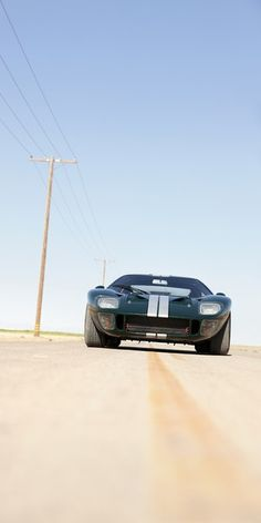 1965 Ford GT40. Saw one on the free way and started freaking out.