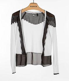 BKE Boutique Flyaway Cardigan Sweater