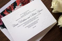 Hey, I found this really awesome Etsy listing at https://www.etsy.com/au/listing/276599582/letterpress-wedding-invitations-vienna