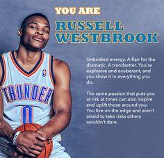 Russell Westbrook #0 #OKCThunder #Thunderup