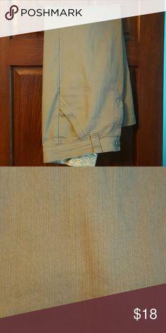 Gray slacks by Lee Gray slacks, comfort no gap waistband by Lee Lee Pants Trousers