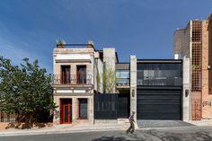 Galería de Casa Calle Segunda (C2a) / LABorstudio - 1