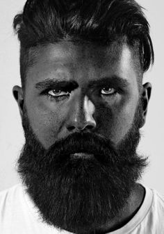 #Fashion #Men #Beard #Hair #Model #ErmanAnıt