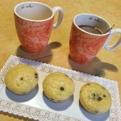 Muffin arancia e cioccolato fondente extra @poloplastsrl