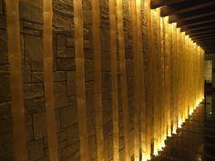 """""""Bosque de Bambu y Luz"""" . Hotel Puli . Shanghai 2010"""