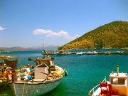 Tolo Beach, Greece.