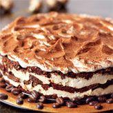 Tiramisu-taart van Nigella. Dit wordt dessert bij volgende feestdag!