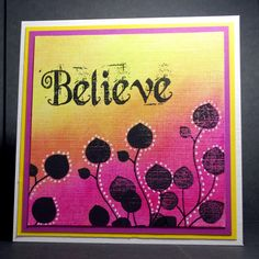 Eileen's Crafty Zone: PanPastels and Lavinia Stamps
