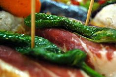 Cursos de Cocina en tu Casa: Montaditos de Pimiento