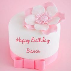 Write Name on Happy Birthday Dear Girlfriend Cake