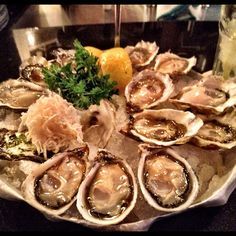 Rodney's Oyster House in Vancouver, BC