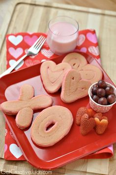 valentine's day breakfast food ideas