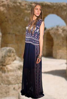 #summer #dress #loveit #beautiful dress #azüre #newcollection Indian Summer 69*95