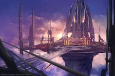 Sky city Concept