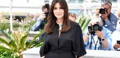Maduras e belíssimas: veja o estilo das famosas e cinquentonas em Cannes