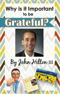 This is a great article about the importacne of being Grateful!  Really good classroom and FHE ideas!!