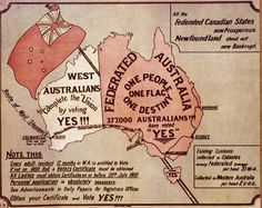 Primary History for Australian Classrooms Federation Of Australia, Australia Map, Western Australia, Australia Photos, Cairns Australia, Victoria Australia, Primary History, Teaching History, Teaching Resources