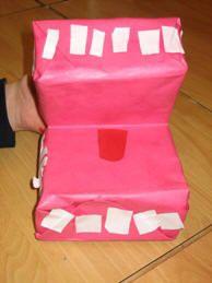 mond knutselen van een doosje Leuk Letter M Crafts, Letter D, Kindergarten Themes, Dental Health, Lunch Box, Healthy Bodies, Art Work, School, Optician