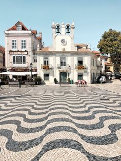 Cascais. Honeymoon i