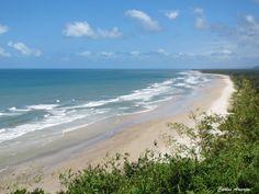 Praia de Pé da Serra   por Carlos Amorim (Camorim10)