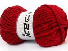 Fiber Content 61% Acrylic 26% Wool 13% Polyester Red Brand ICE fnt2-41137