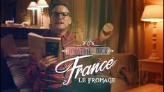 """Hi! My name is Paul Taylor. I'm English, but I live here in France and one of the things that I never understood is... """"Le Fromage"""" ...What The Fuck France! ..."""