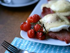 eggs benedict Breakfast Specials Crosthwaite House lake district accommodation lyth valley crosthwaite