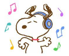 Rockin' Snoopy ♡