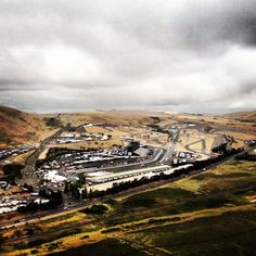 Of course this stadium is pretty awesome also - @RaceSonoma! #NASCAR""