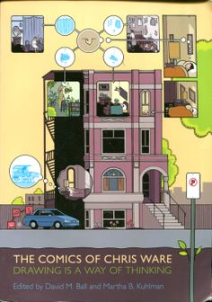 Chris Ware is coming to CPL this Saturday, October 5th at 2:00 p.m. Don't miss it! http://www.cpl.org/WritersandReaders/WritersReadersChrisWare.aspx