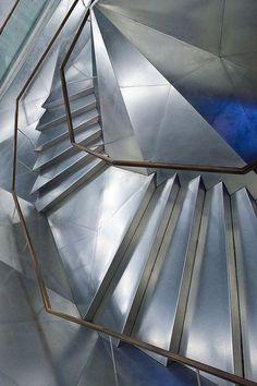 Caixa Forum Madrid, Spain by Herzog & de Meuron Architects