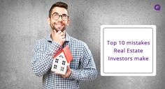 Many people invest in real estate to get huge returns in the future. They also bring you monthly side income in case you rent out your house or any kind of property.  But there are many mistakes done by real estate investors which should be avoided to ensure a hassle-free transaction and good investment. For knowing more about the mistakes made by real estate investors, visit: http://qdevelopers.in/real-estate-investors-mistakes/      #realestateinvestments    #villasincalicut