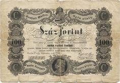 100 Forint 1848 (``Kossuth-Note´´)