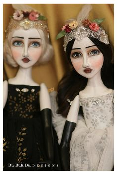 Dolls by Du Buh Du Designs