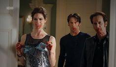 True Blood - Bill Compton, Lorena Krasiki & Russell Edgington