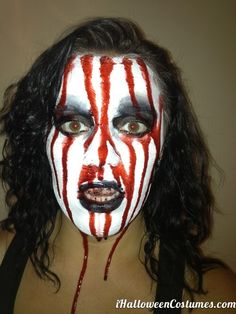 blood makeup for Halloween - Halloween Costumes 2013 Halloween 2013, Halloween Makeup, Halloween Costumes, Blood Makeup, Faith, Haloween Makeup, Halloween Costumes Uk, Loyalty, Believe
