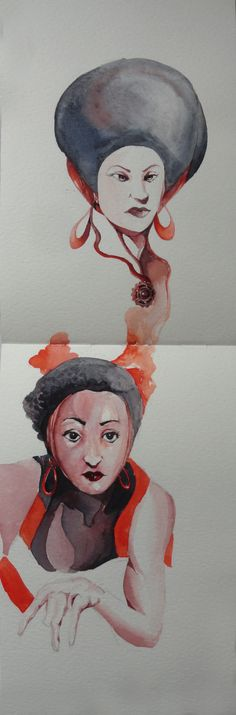Aquarela ( Watercolor)
