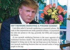 Is Network Marketing a Pyramid Scheme? Time 7, Have Time, Network Marketing Quotes, It Works Distributor, Nerium International, Arbonne Business, Pyramid Scheme, Joelle, Isagenix