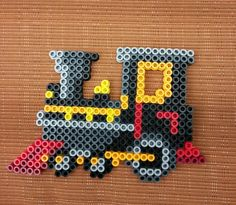 Train by AllisBeadDesigns on Etsy