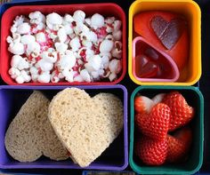 Send your little sweetheart to school with a sentimental surprise. We've got ideas -- from free printables to fun lunch accessories -- that you can use long after the holiday is over.