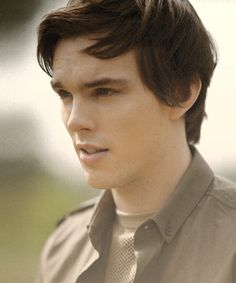 Nicholas Hoult. You're welcome.