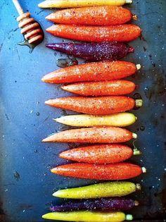 Petite Bourbon Rainbow Carrots – Meem's Kitchen